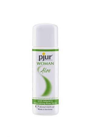Lubricante Woman Aloe 30 ml