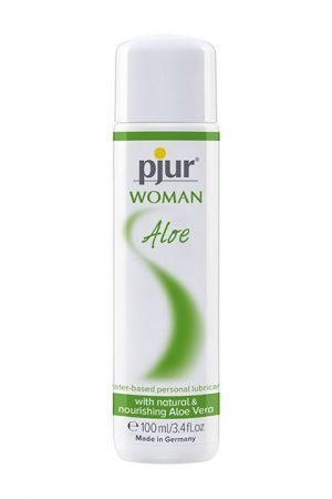 Lubricante Woman Aloe 100 ml