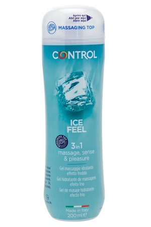 Gel de Masaje CONTROL ICE FEEL